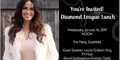January Diamond League Lunch-Laurie King