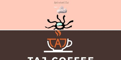 TAJ Coffee Launch Party and Live Music by Aristotlle
