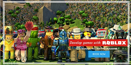 Scratchpad Holiday Programmes: Develop Games With Roblox tickets