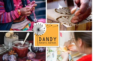Dandy Makers Market Stallholder Booking (Jan 13)