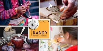 Dandy Makers Market Stallholder Booking (Feb 10)