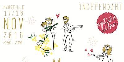 Salon du mariage  «un jour particulier» indépendant atypique décontracté