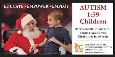 VOLUNTEERS NEEDED: 9th Annual OC Autism Breakfast With Santa