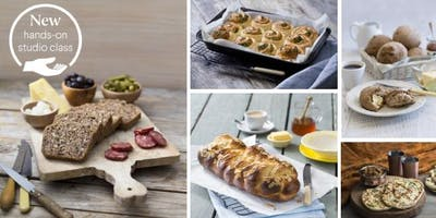 Thermomix Rise and Shine Bread Class - Hands-on Cooking Class
