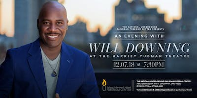 An Evening With Will Downing at The Harriet Tubman Theatre
