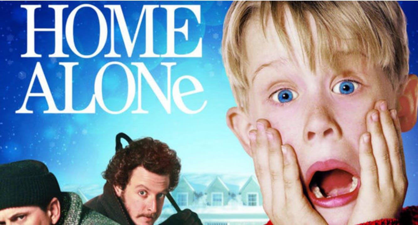 HOME ALONE (PG) Barn Cinema - Ullacombe Farm
