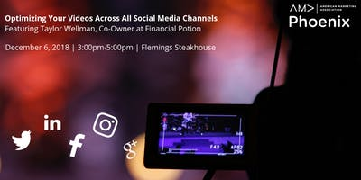 Optimizing Your Videos Across All Social Media Channels
