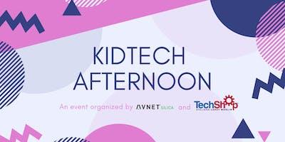 KidTech Afternoon @TechShop