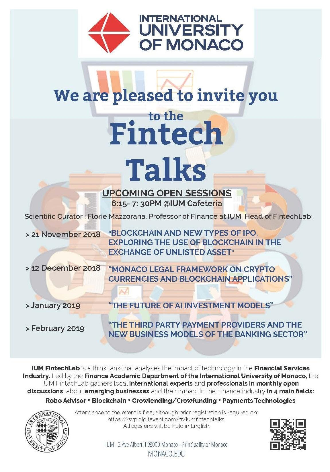 IUM Fintech Talks