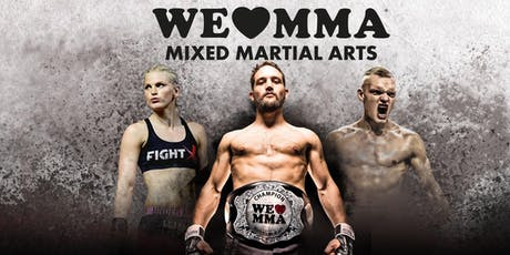 We love MMA •50• 19.10.19 Barclaycard Arena Hamburg Tickets