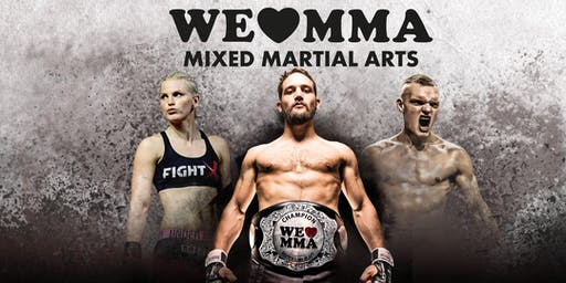 We love MMA •50• 19.10.19 Barclaycard Arena Hamburg