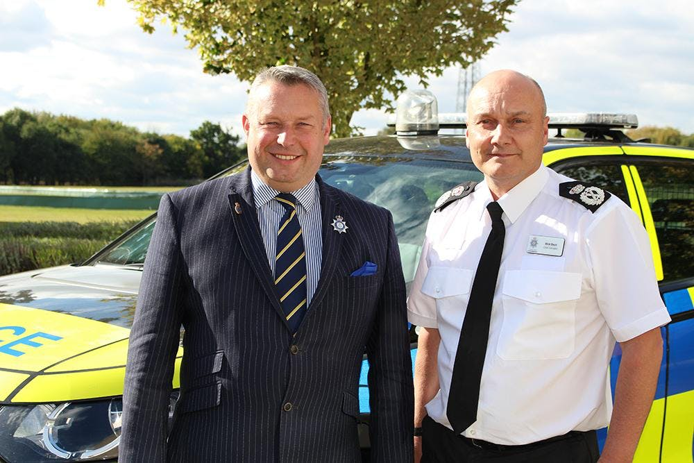 Your chance to influence policing in the coun