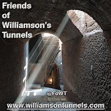 Friends of Williamson's Tunnels logo
