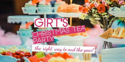 GIRTs Christmas Tea Party