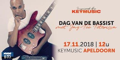 Dag van de bassist KEYMUSIC Apeldoorn