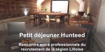 Petit déjeuner entre professionnels du recrutement, par Hunteed
