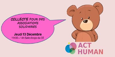 Act Human : Collecte solidaire