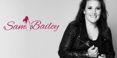 Sam Bailey In Concert.