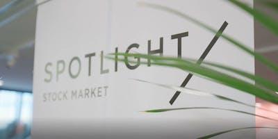 Genomgång av/seminarium om Spotlights nya regelverk – Malmö