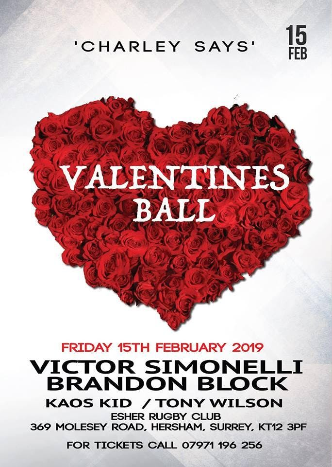 Valentine S Day Events In Walton Parties Activities For