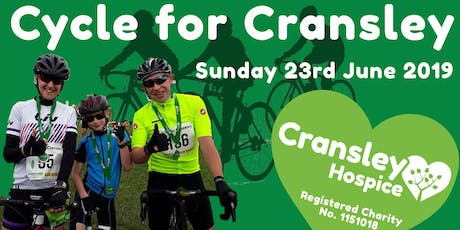 Cycle for Cransley tickets