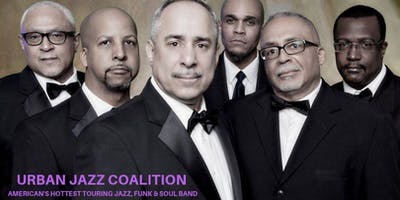 URBAN JAZZ COALITION {PRE-NYE PARTY} @ THE PELICAN ROOM