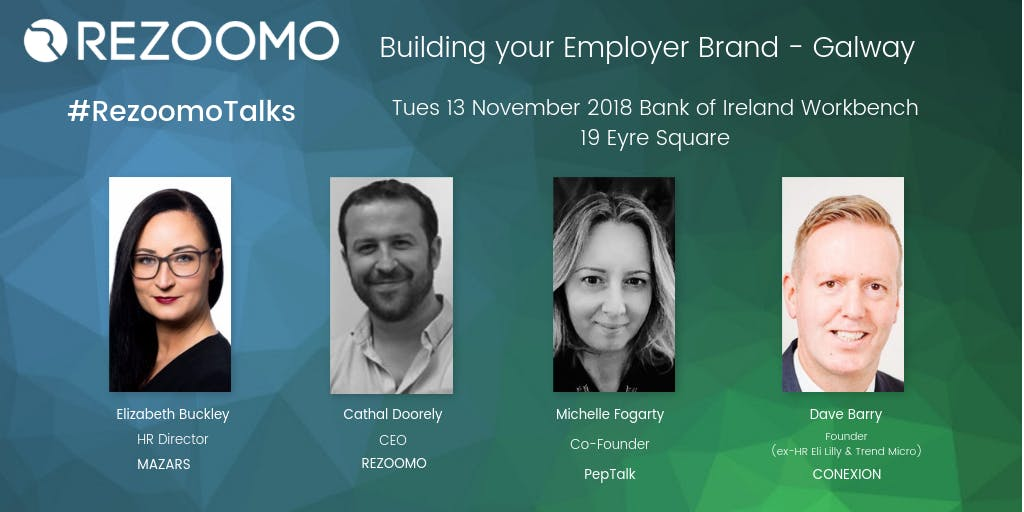 Building your Employer Brand - Galway