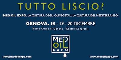 MED OIL EXPO 2018 - Convegno