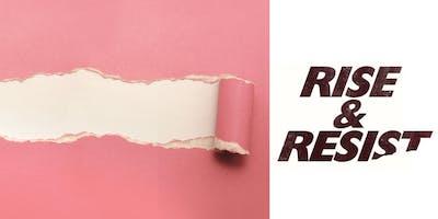 Rise & Resist - Book launch Clare Press