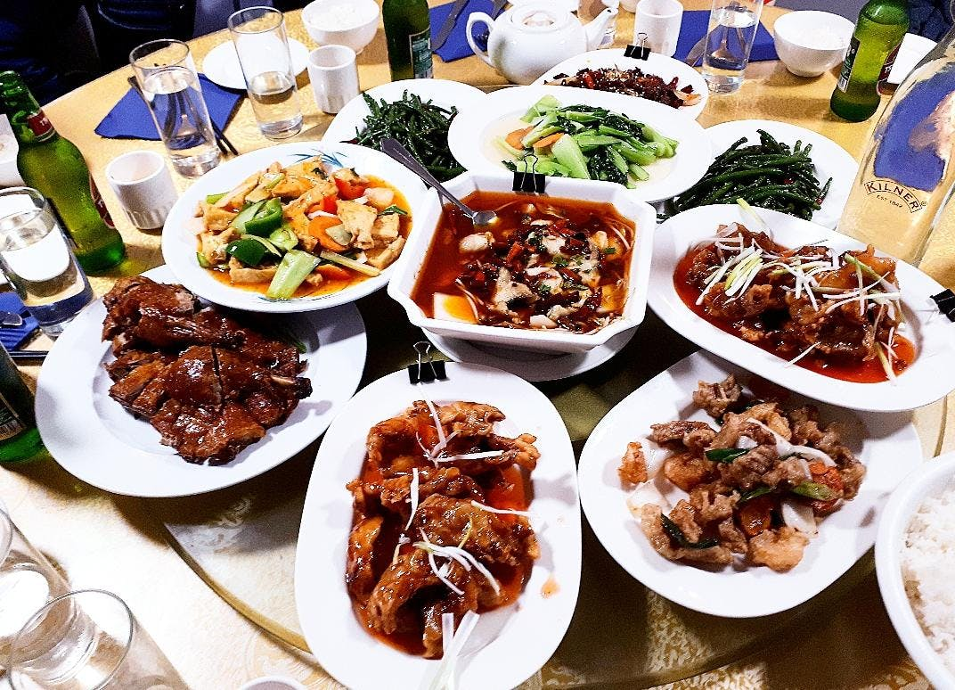 Traditional Chinese food experience