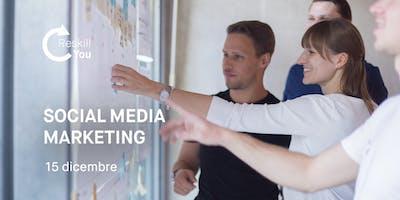 Reskill You - Social Media Marketing