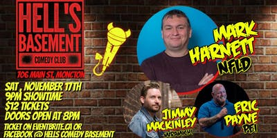Saturday Stand Up - Mark Harnett