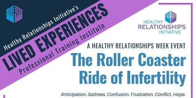 HRI Lived Experiences Training: The Roller Coaster Ride of Infertility