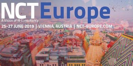 NCT Europe 2019  billets