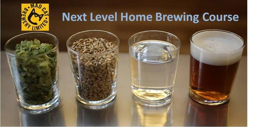 Next Level Home Brewing Course