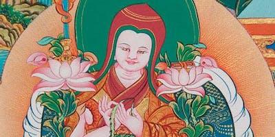 "Ven Khenpo Tashi Sangpo Amipa Rinpoche a Trieste - Seminario: ""GURU YOGA DI SAPAN MANJUSHRI"""