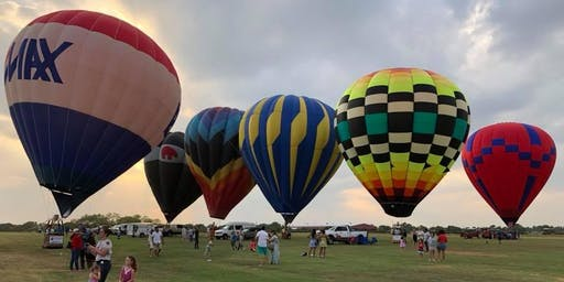 Greenville's Hot Air Balloon Festival & Victory Cup Polo Match