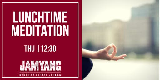Thursday Lunchtime Meditation