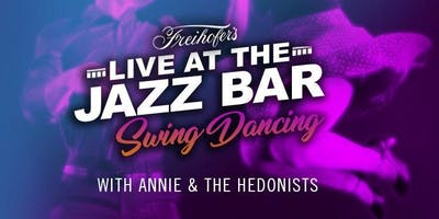 Live at the Jazz Bar- Swing Night