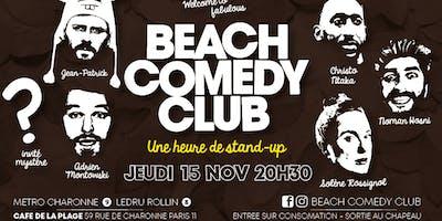 Beach Comedy Club - Saison 4