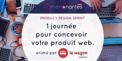 Workshop - Product Design Sprint : 1 journée pour concevoir votre produit web.