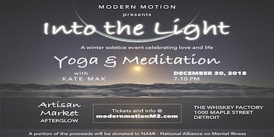 Into the Light - A Winter Solstice Celebration of Love and Life