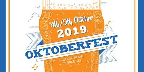 Oktoberfest 2019 tickets