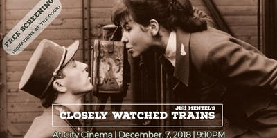 Free Screening: Closely Watched Trains (Jiří Menzel, 1966)
