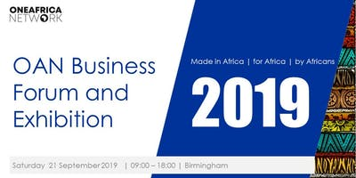 OAN Africa Business Forum and Expo 2019