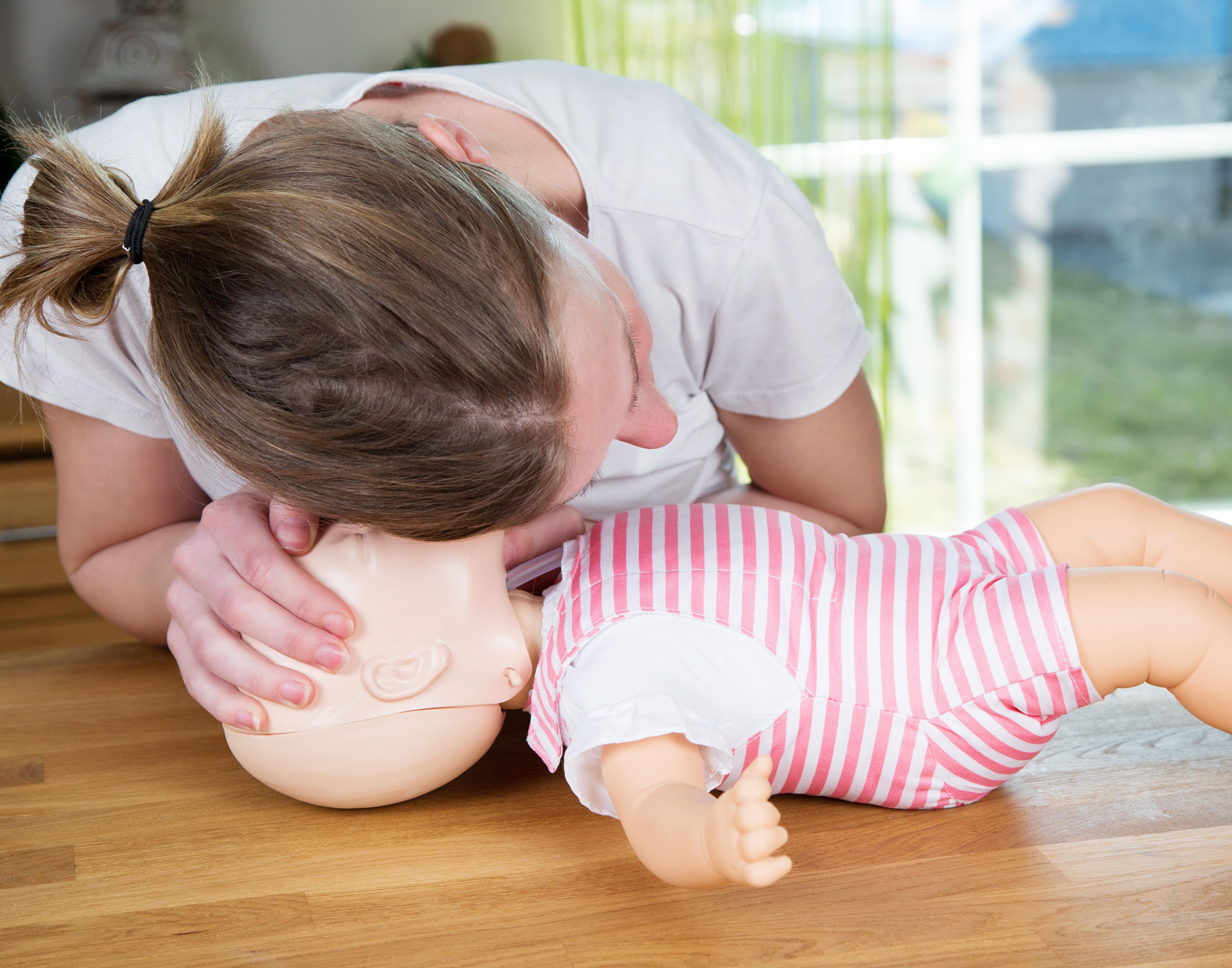 Friends & Family CPR Class for Infant/Child -