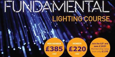 ILP Fundamental Lighting Course - November 2019