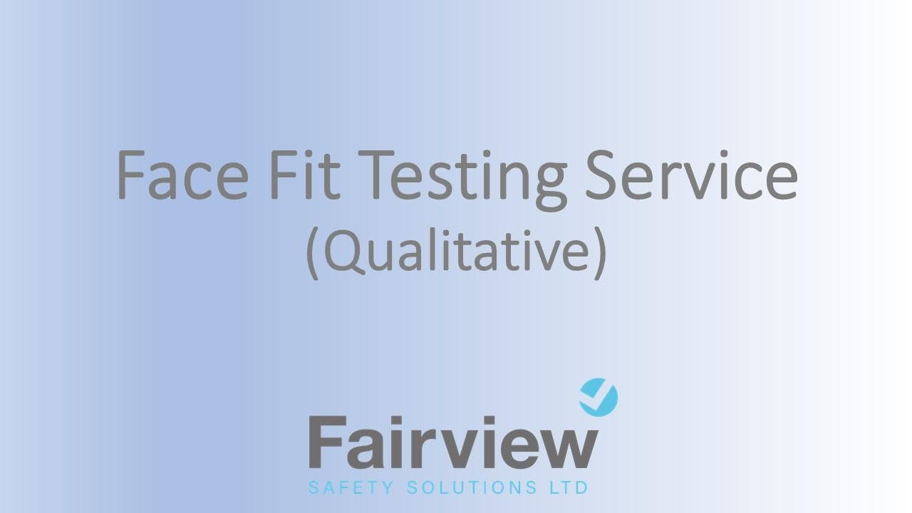 Face Fit Testing (Qualitative) Lincoln, Linco