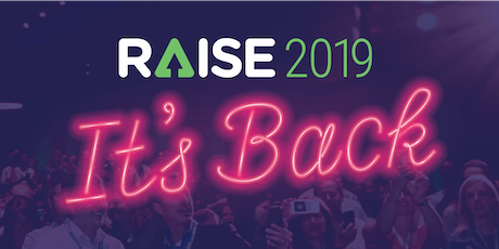 RAISE 2019 tickets