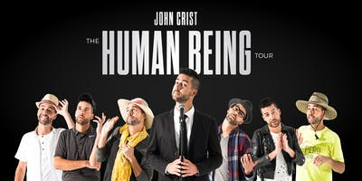 John Crist - THE HUMAN BEING TOUR - Vancouver, BC